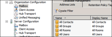 how to add a user to exchange server